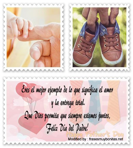 textos de amor para mi Papito para compartir en Facebook