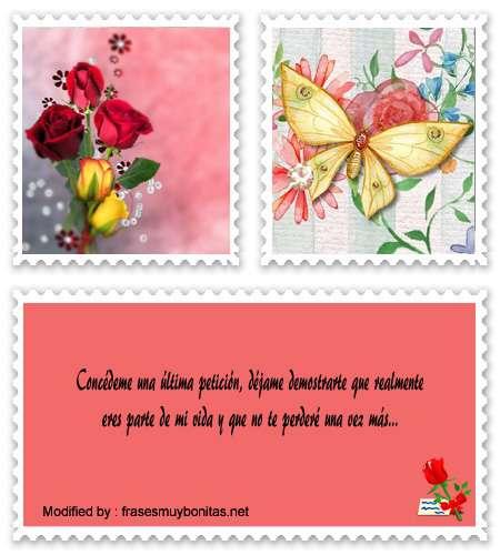 tarjetas con poemas para pedir disculpas