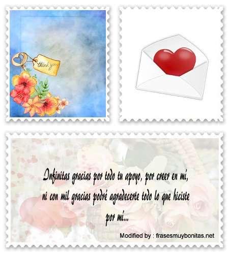 descargar mensajes bonitos de agradecimiento