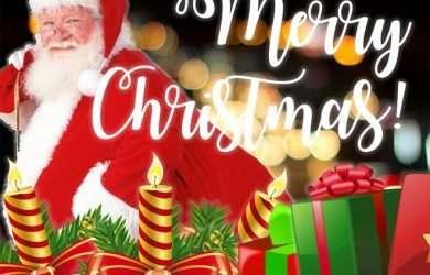 Descargar bonitos saludos de Navidad