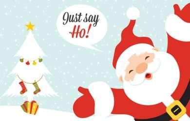 tarjetas con saludos de navidad para mis hijos