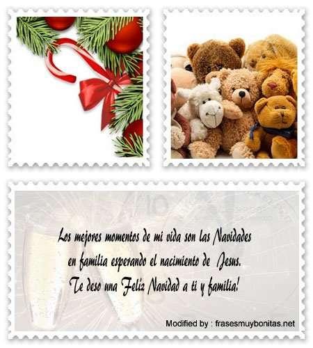 enviar mensajes cristianas para Navidad