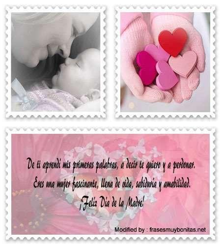 felicitaciones para las Madrecitas en su día