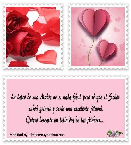Buscar mensajes de amor para dedicar el Día de la Madre por Whatsapp,