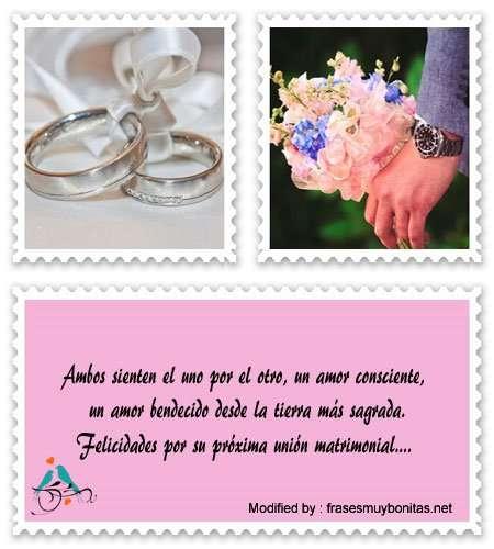 frases para parejas que se casan