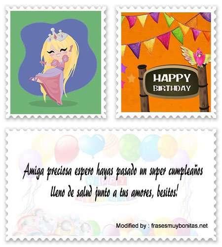 originales mensajes de cumpleaños por Whatsapp
