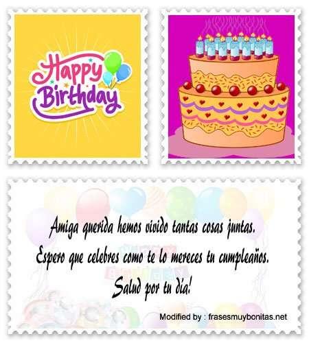bonitos mensajes de cumpleaños por Whatsapp