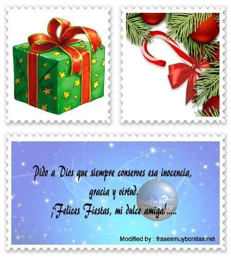 originales frases para enviar en Navidad a mi amiga,mensajes para enviar en Navidad a mi amiga